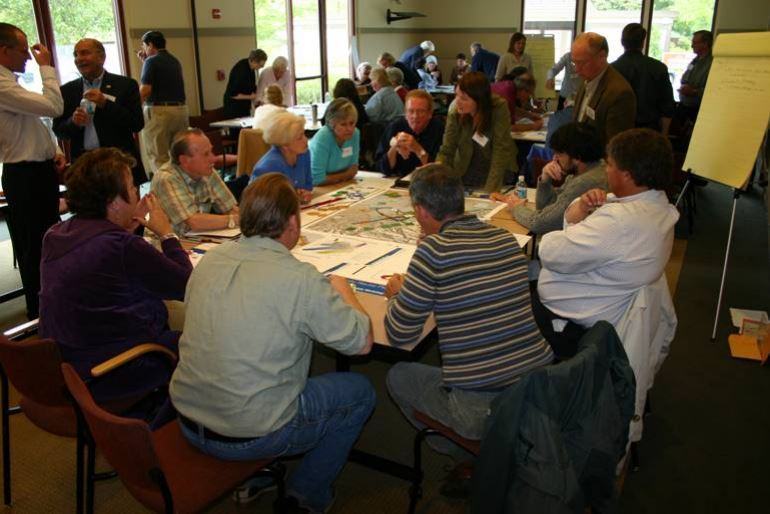 Community Workshop Photo
