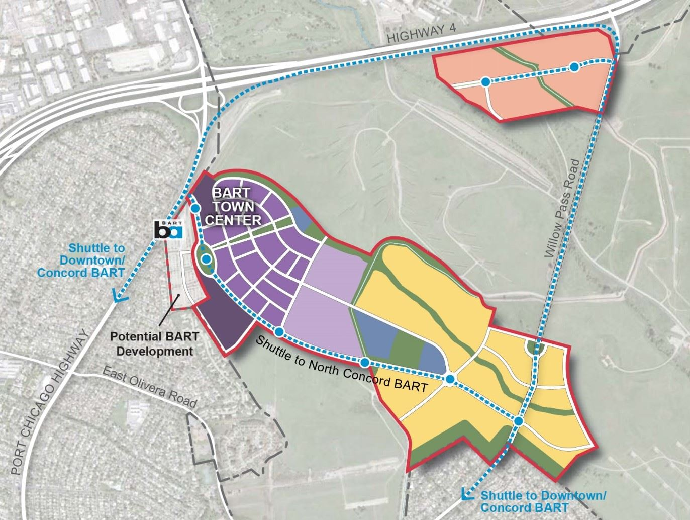Map of Lennar Phase 1